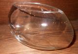 Vase oval in groß