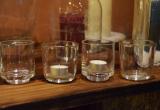 verschiedene Teelichthalter