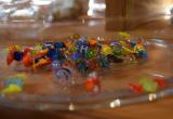 Bonbons als Dekoration
