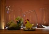 Vase schräg in verschiedenen Größen